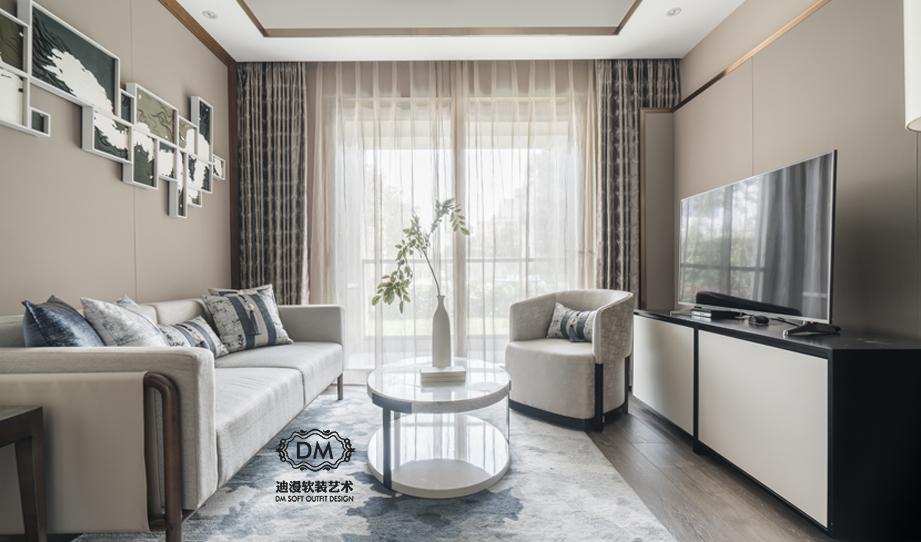 上海新发展怡福荟康养社区A户型样板间