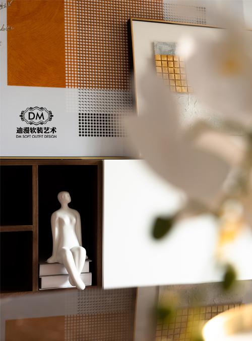 江苏南通海门中技天峰云起苑精装交付标准现代风格样板间