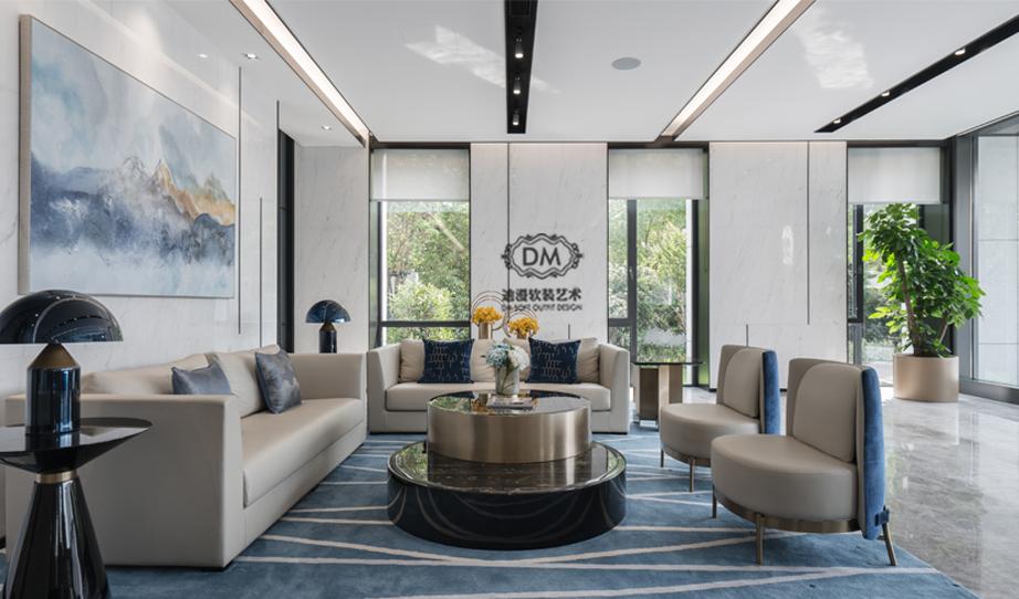 上海星月御中心企业总部园区营销中心